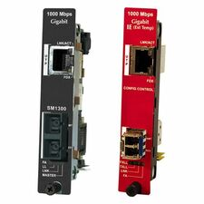 B&B iMcV-Gigabit, TX/SSLX-SM1550-SC  (1550xmt/1310rcv)