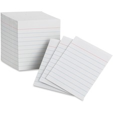 OXF 10009 Oxford Mini Ruled Index Cards OXF10009