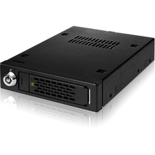 Icy Dock MB991IK-B Drive Enclosure - Internal - Black