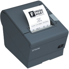 Epson TM-T88V Gray Direct Thermal Printer