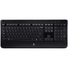 LOG 920002359 Logitech K800 Wireless Illuminated Keyboard LOG920002359