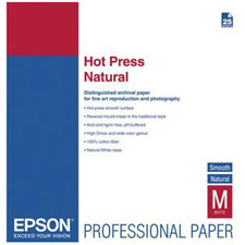 Epson Hot Press S042324 Fine Art Paper