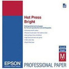 Epson Hot Press S042334 Fine Art Paper