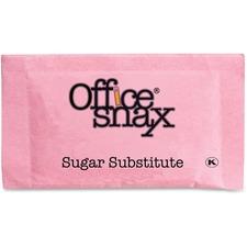 Office Snax Exact Nutrasweet Pink Sweetener Packs