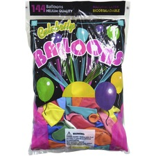 TBL 1200 Tablemate Assorted Latex Balloons TBL1200