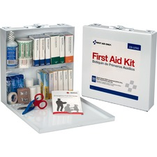 FAO 226U First Aid Only 196-piece Worksite First Aid Kit FAO226U