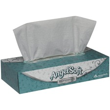 GPC 48580BX Georgia Pacific Angel Soft ps Facial Tissue GPC48580BX