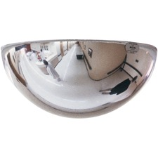 SEE PVTBAR2X2 See-All Drop-in Panel Panoramic Dome Mirror SEEPVTBAR2X2