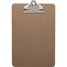 BSN 16506 Bus. Source Standard Metal Clip Clipboard BSN16506