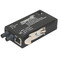 Transition Networks M/E-ISW-FX-01 Fast Ethernet Media Converter