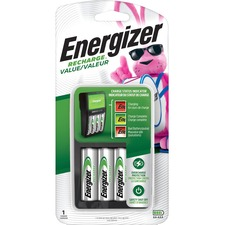 Energizer CHVCMWB-4 AC Charger - 1 Each