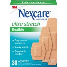 MMM 57630PB 3M Nexcare Soft 'n Flex Bandages MMM57630PB