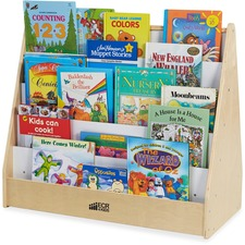 ECR 083 Early Childhood Res. 2-sided Pick A Book Stand ECR083