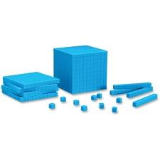 LRN LER0930 Learning Res. Plastic Base Ten Starter Set LRNLER0930