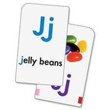Trend Alphabet Pocket Flash Cards