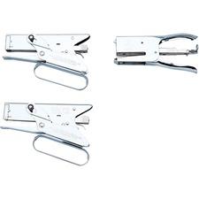 """ARROW P22 Plier-Stapler - 2.50"""" (63.50 mm) Throat Depth - Metal"""
