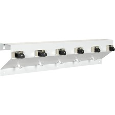 EXC 3336WHT2 Ex-Cell Mop / Broom Holder  EXC3336WHT2