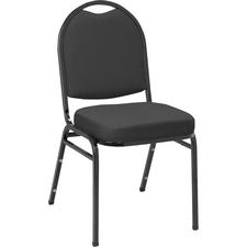 KFIIM520BKBLKF - KFI IM520 Series Stacking Chair
