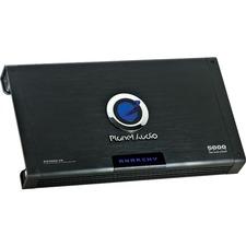 Planet Audio AC5000.1D ANARCHY 5000-Watt Monoblock Class D 1-8 Ohm Stable Monoblock Amplifier with Remote Subwoofer Level Control