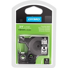 DYM 16954 Dymo Nylon Fabric Tape Cartridge DYM16954