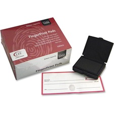 LEE 03127 Lee Inkless FingerPrint Pad LEE03127