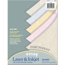 PAC 101079 Pacon Array Parchment Bond Paper PAC101079