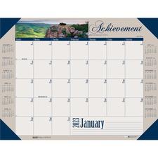 HOD 175 Doolittle Earthscapes Motivational Photo Desk Pad HOD175