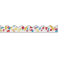 PAC 37610 Pacon School Days Bordette Decorative Border PAC37610