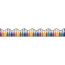 PAC 37690 Pacon Bordette Design Decorative Border PAC37690