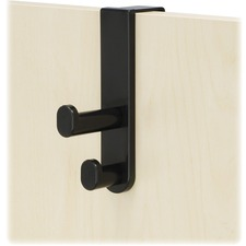 SAF 4227BL Safco Over-The-Door Double Hook SAF4227BL