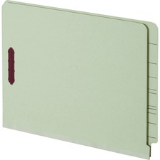 PFX 44705 Pendaflex End Tab Pressboard Fastener Folders PFX44705