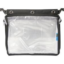 Advantus Carrying Case (Pouch) for Accessories - Black