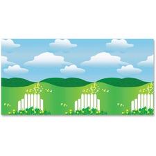 PAC 56395 Pacon Landscape Design Bulletin Board Paper PAC56395