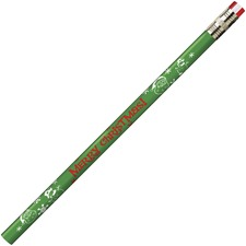 MPD 7921B Rose Moon Inc. Merry Christmas Seasonal No2 Pencil MPD7921B