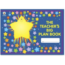 CDP 8205 Carson Grades K-5 Teacher's Big Plan Book CDP8205