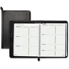 DTM 85457 Day-Timer Green Srs Personal Organizer Starter Set DTM85457