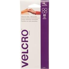 VEK 91394 VELCRO Brand Removable Adhesive Dots VEK91394