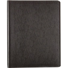 """Blueline EcoLogix® Recycled Notebook - 80 Sheets - 160 Pages - Twin Wirebound - Ruled - 11"""" x 8 1/2"""" - Micro Perforated - 5"""
