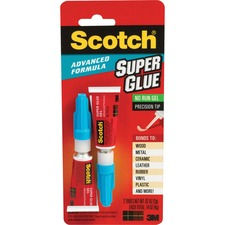 Scotch Single Use Super Glue Pack