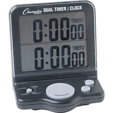 CSI DC100 Champion Sports Dual Jumbo Display Timer CSIDC100