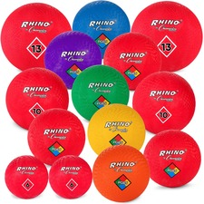 Champion Sport s Multi-Size Playground Ball Set
