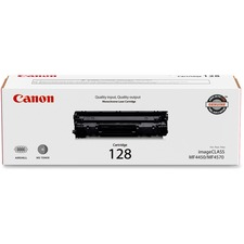 Canon 3500B001 Original Toner Cartridge - Laser - 2100 Pages - Black - 1 Each