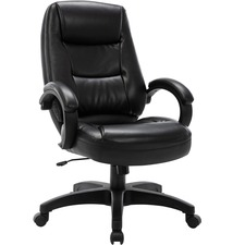 LLR 63286 Lorell Westlake Series Executive High-back Chair LLR63286