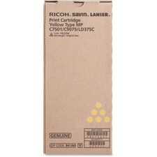 RIC 841360 Ricoh Type MP C7501/C9075/LD375c Print Cartridge RIC841360