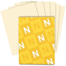NEE 01352 Neenah Paper Classic Crest Baronial Ivory Paper NEE01352