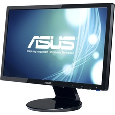 "ASUS VE208T 20"" Widescreen LCD Monitor"