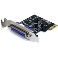 StarTech 1 Port Low Profile Parallel Adapter Card