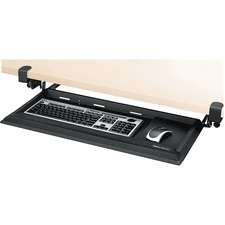 FEL 8038302 Fellowes Designer Suites DeskReady Keyboard Drawer FEL8038302