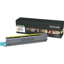 LEXC925H2YG - Lexmark C925H2YG Original Toner Cartridge