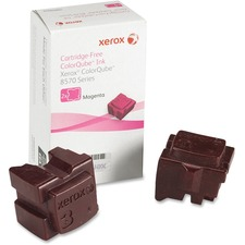 Xerox Solid Ink Stick - Solid Ink - 4400 Pages - Magenta - 2 / Box